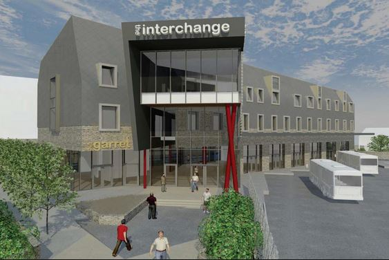 Galashiels Transport Interchange